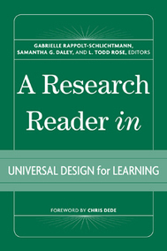 A Research Reader in Universal Design for Learning | Aprendiendo a Distancia | Scoop.it