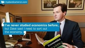 Exposed! Osbornomics Via Childish Proverbs, Idioms, Soundbites, Tricks and Utter Bollocks! | Finally! The IMF, OECD & even #Osborne admits the last Govt didn't cause the deficit or overspend. | Scoop.it