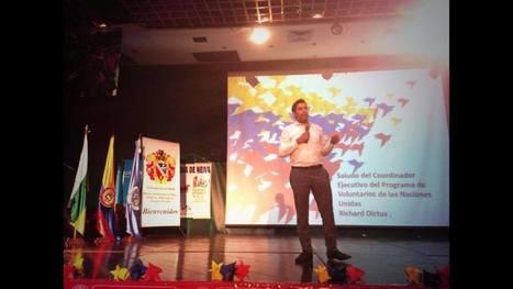 L'Envoyé de l'ONU pour la jeunesse s'adresse aux jeunes Colombien pendant la visite officielle | Office of the Secretary-General's Envoy on Youth | lles jeunes dans la sociétée | Scoop.it