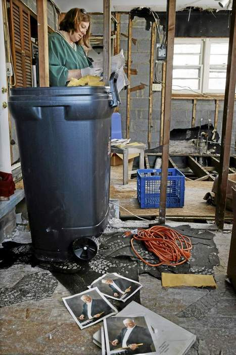 For some Sandy victims, insurance falls short | Hurricane Sandy Exploring Implications | Scoop.it