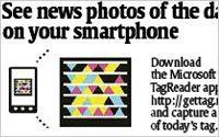 La presse, premier fournisseur de QR codes - Le Figaro (Blog) | Holytag : Code barres 2D et solutions marketing mobiles | Scoop.it