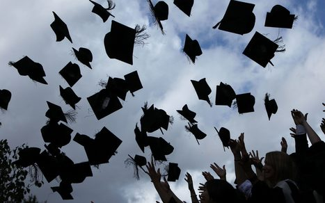 Don't throw your mortarboard in the air - it's too dangerous, students told | CLOVER ENTERPRISES ''THE ENTERTAINMENT OF CHOICE'' | Scoop.it
