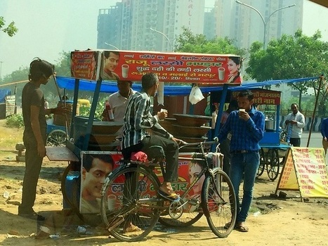 The Neglected Street Vendors of India | Asian Labour Update | Scoop.it