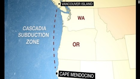 The BIG ONE: Cascadia subduction zone worse than San Andreas fault - CNN.com | AP Human Geography Digital Knowledge Source | Scoop.it
