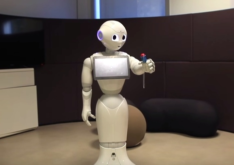 Video Friday: LEGO Drone Kits, Robots in the Desert, and Pepper Learns New Tricks | dataInnovation | Scoop.it