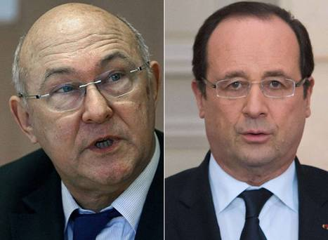 'France is totally bankrupt': French jobs minister Michel Sapin embarrasses Francois Hollande with shocking statement on state of the country's economy | Global politics | Scoop.it