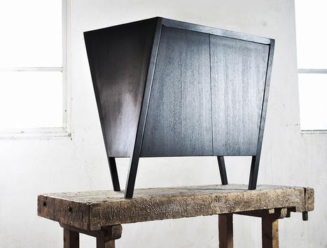 » La commode dansante par Markus Johansson Design Studio<== | L'Etablisienne, un atelier pour créer, fabriquer, rénover, personnaliser... | Scoop.it
