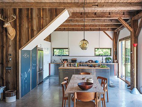 Interior design ideas: American kitchens - in pictures | Interior Design Trends for 2015 | Scoop.it