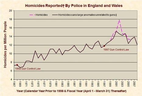 Gun Control - Just Facts | Gun Control Debate | Scoop.it