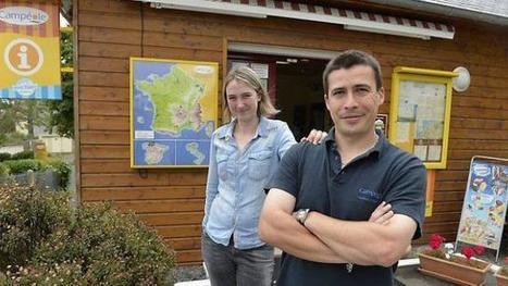 Un directeur du camping ne compte pas ses heures   Tourisme, hôtellerie, restauration, sport, loisir   Scoop.it