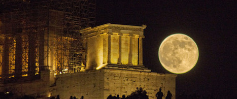 Acropolis Museum Organizes Tango Event Under the Full Moon | LVDVS CHIRONIS 3.0 | Scoop.it