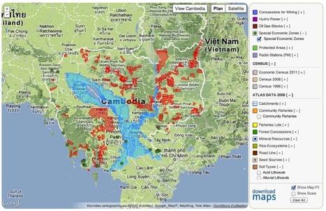 DATA JOURNALISME - Open Developpement Cambodia : les développeurs du développement | Data for Development | Scoop.it