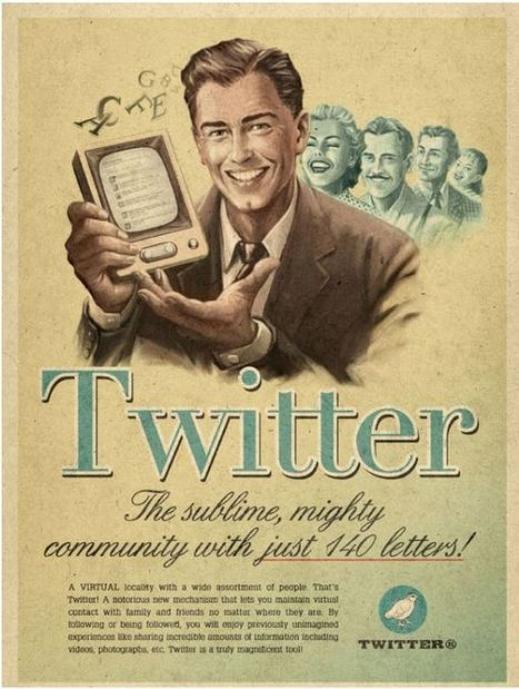 Is Twitter for Everybody?   Social Media Butterflies   Scoop.it