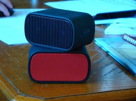 UE Boom Mini – Tiny Speakers, Huge Sound, Colorful Look [Review] | Digital-News on Scoop.it today | Scoop.it