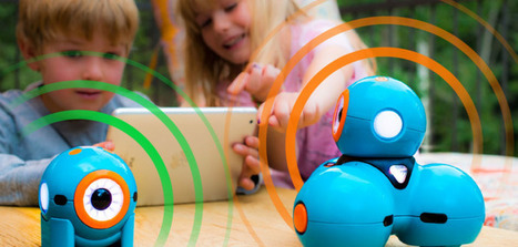Dash and Dot Robots During Hour of Code | Play Serious Games | Scoop.it