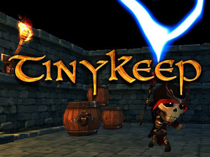 TinyKeep Action RPG set in procedurally... | Everything about Flash | Scoop.it