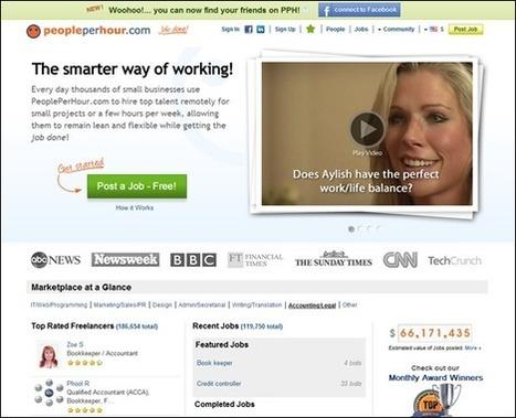 25 Best Freelance Jobs Websites   E-learning UX & Moolde   Scoop.it
