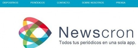 Newscron, el nuevo agregador de noticias en la red | EDUCACIÓN 3.0 - EDUCATION 3.0 | Scoop.it