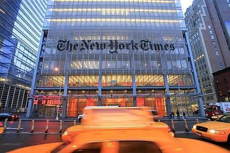 Le New York Times ouvre un labo d'innovation en ligne | World of Social Media | Scoop.it