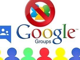 Supprimer un groupe Google Groupes   Se désinscrire des Réseaux Sociaux   Scoop.it