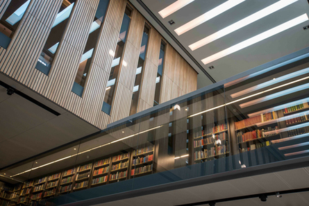 India Art n Design Global Hop : Celebrating Heritage with Oxford Library Renovation! | India Art n Design - Design | Scoop.it