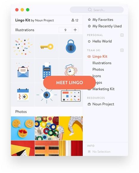 Noun Project | Teach and tech | Scoop.it