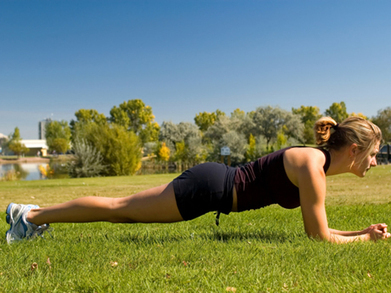 30-Day Plank Challenge | Health and Fitness Article | Scoop.it
