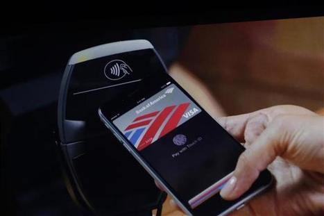 Apple takes NFC mainstream on iPhone 6; Apple Watch with Apple Pay - CNET | NFC solutions | Scoop.it