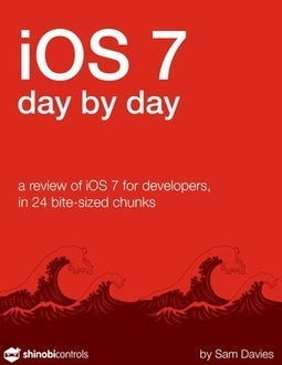 iOS 7 Day by Day - PDF Free Download - Fox eBook | IOS_dev | Scoop.it