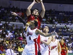 Player of the Week: Fajardo delivers for import-less SMB | travel and sports | Scoop.it