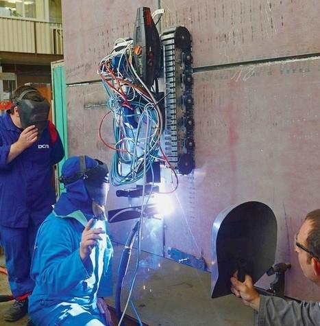 Les «cobots», ces robots conçus pour aider les travailleurs | Geeks | Scoop.it