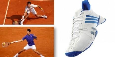 adidas: Novak Djokovic il numero uno del tennis sceglie le Barricade 7 - Sfilate | fashion and runway - sfilate e moda | Scoop.it