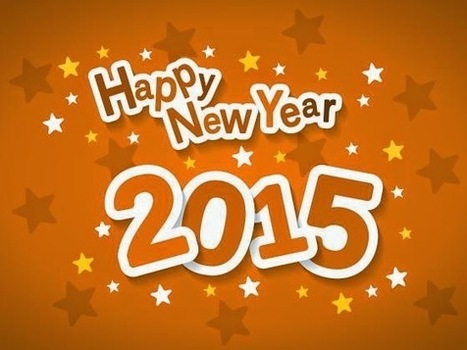 New year 2015 Greetings | Technology | Scoop.it