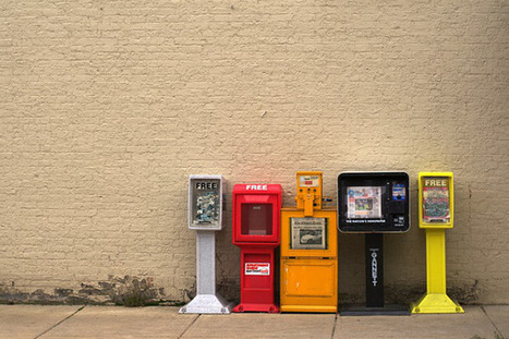 4 reasons digital outlets are overtaking traditional publications | B2B Marketing and PR | Scoop.it