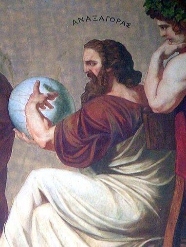 Twitter / Democrituss: Anaxagoras a Pre-Socratic Greek ... | Ancient Origins of Science | Scoop.it