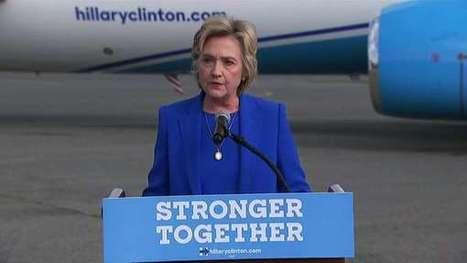 Clinton slams Trump | United States Politics | Scoop.it