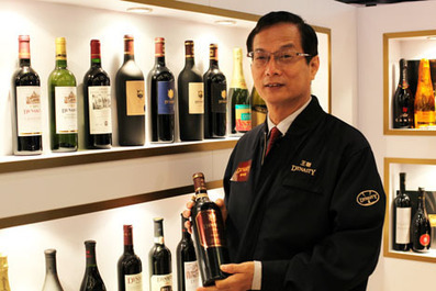 Vinexpo 2012 : quand la Chine cultive des vins français | cressmedia.fr | Vins | Scoop.it