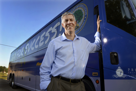 Arne Duncan's Wars ::Politico ::by Michael Grunwald | :: The 4th Era :: | Scoop.it