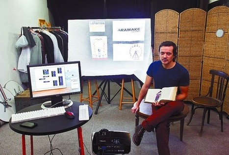 El uso de la realidad aumentada justifica el nacimiento de la compañía Arawake - Diario de Burgos | Un Mundo aumentado | Scoop.it