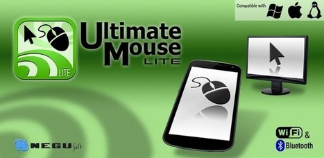 Ultimate Mouse Lite - Android Apps on Google Play | Android Apps | Scoop.it