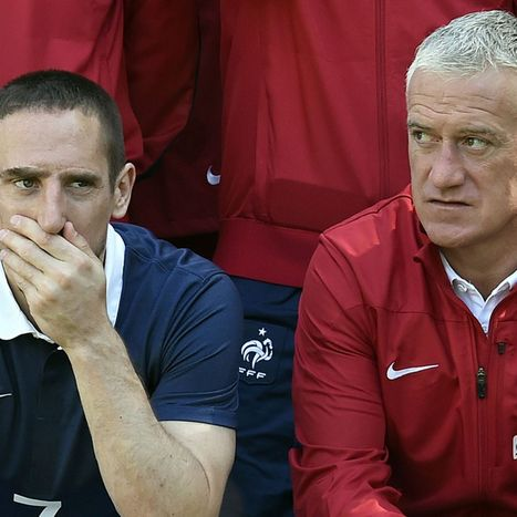 France star Franck Ribery ruled out of World Cup | Buzz Francophone | Scoop.it