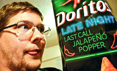 """Doritos Means """"Little Golden Things,"""" And They Were Invented At Disneyland 