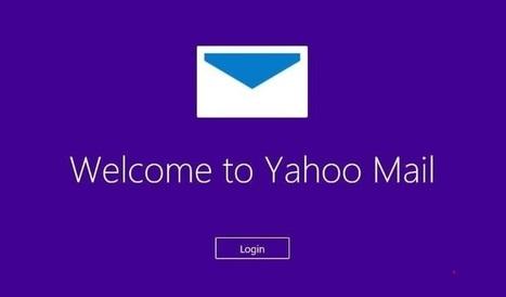 Yahoo Mail retiendrait ses utilisateurs pour ne pas compromettre son rachat par Verizon | Geeks | Scoop.it