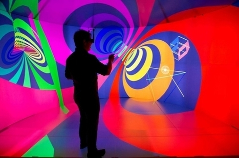 Brown University unveils 3D VR 'Ultimate Reality Theatre' | Technologie Éducative | Scoop.it