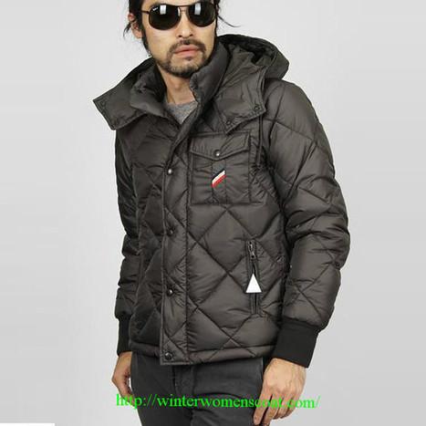 Moncler Fall Winter 2013 Down Jacket For Men Cheap On Sale   Moncler Coats for women  Z40KZ-524   Scoop.it