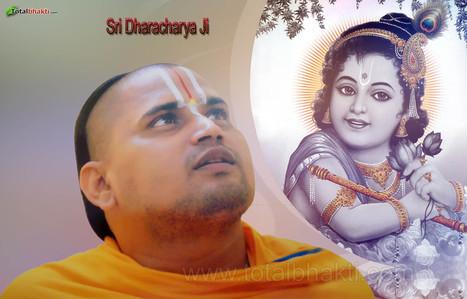 dharacharya wallpaper, Hindu wallpaper, Sri Dharacharya Ji Wallpaper,, Download wallpaper, Spiritual wallpaper - Totalbhakti Preview | totalbhakti | Scoop.it