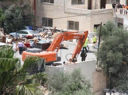 في القدس.. هدم للتهويد وتهجير للاستيطان   Jerusalem   Scoop.it
