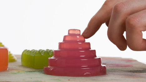 You're Listening To A Musical Instrument Made Of Jell-O   Secondary Science Scoop   Scoop.it