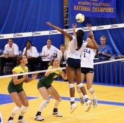 Life Lessons From Volleyball - Breath of Optimism | Positive Thinking | Scoop.it