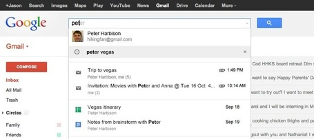 Search emails, Google Drive and Calendar events within Gmail - Google Gooru | iGeneration - 21st Century Education | Scoop.it